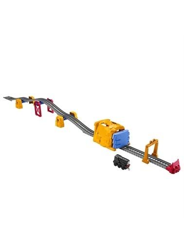 Thomas & Friends Tho Friends Diesel Tünel Macerası Oyun Seti GHK73 Renkli